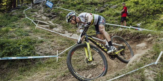 UCI Mountain Bike World Cup / Mont-Sainte-Anne / Brave Schurter seals sixth title in Canada