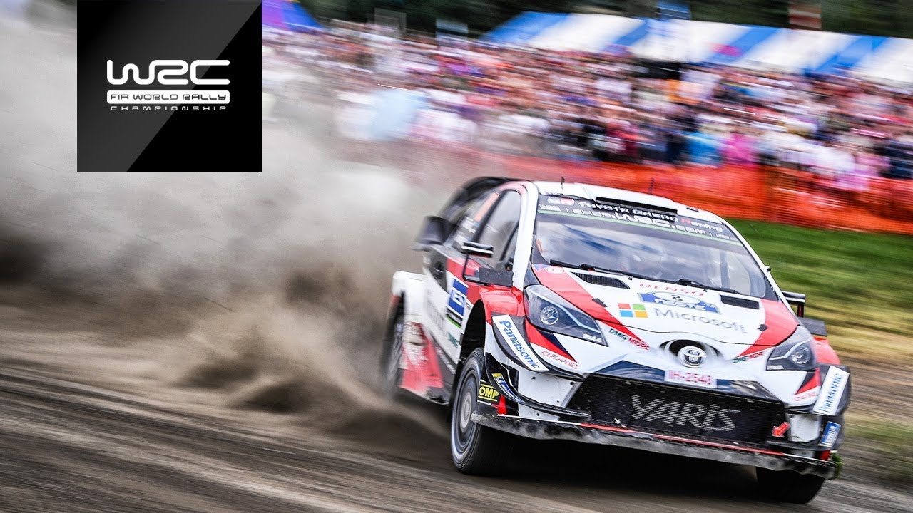 wrc neste rally finland 2018 review clip asc action sports connection. Black Bedroom Furniture Sets. Home Design Ideas