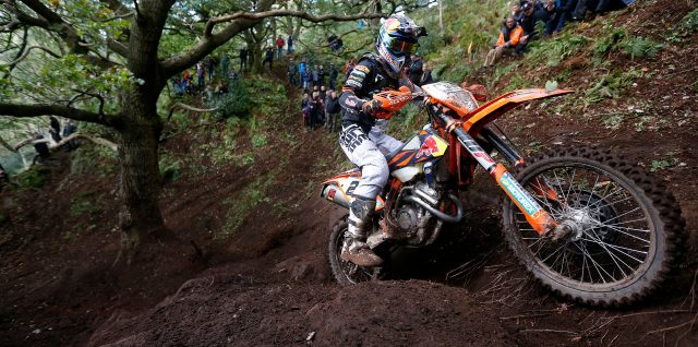 Motorsport / World Enduro Super Series / Garcia dominates from start to finish at Hawkstone Park