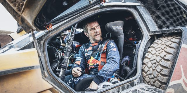 BREAKING NEWS: Loeb to make shock 2019 Dakar Rally return as Red Bull privateer