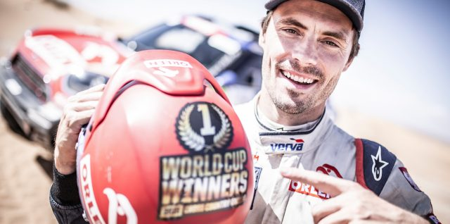 Rallye du Maroc 2018 / Price and Przygonski seal 2018 rally raid world titles in Morocco
