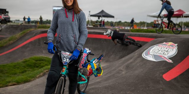 EXCLUSIVE INTERVIEW: Sakakibara aims for BMX dominance like Pajón