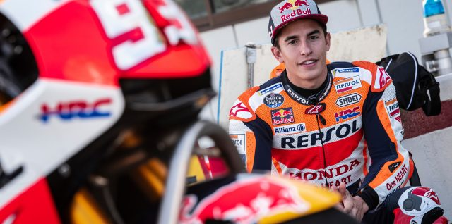 EXCLUSIVE INTERVIEW: Aragon was defining moment of 2018 – Márquez