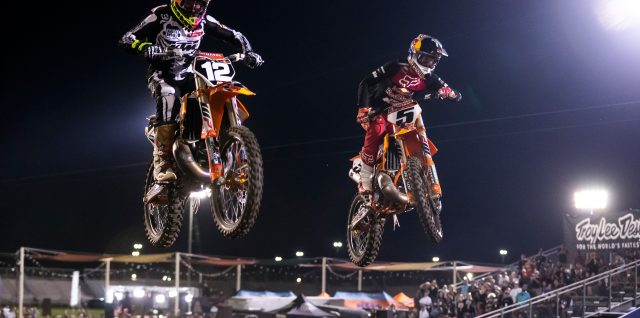 Bike / Red Bull Straight Rhythm / Dungey comes out of retirement for second spot in California