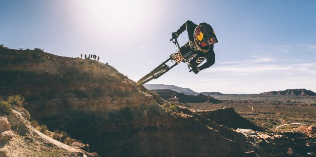 Red Bull Rampage / Freeride Mountain Biking / Brett Rheeder wins first Red Bull Rampage title in style