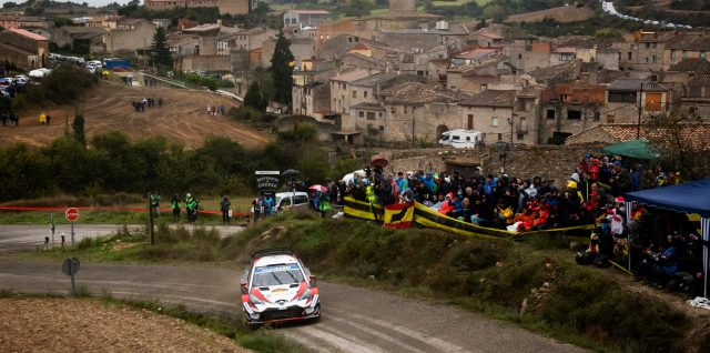 FIA World Rally Championship  / RallyRACC Catalunya – Rally de España / Latvala heads WRC thriller with six drivers battling for Spain victory