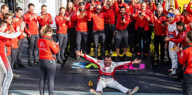 FIA World Rally Championship / RallyRACC Catalunya – Rally de España / INTERVIEW: Sébastien Loeb reacts to memorable Spanish victory