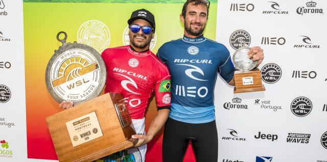 Italo Ferreira Wins MEO Rip Curl Pro Portugal