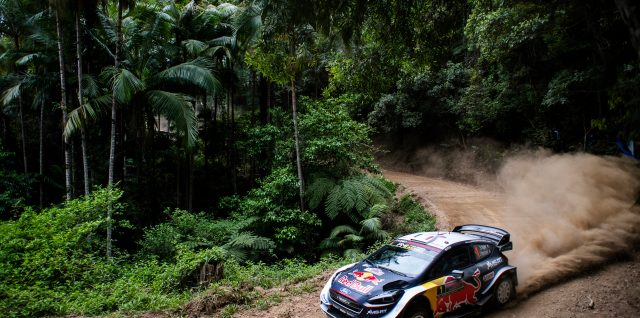 FIA World Rally Championship / Kennards Hire Rally Australia / Three-way WRC title fight goes down to the wire in Australia