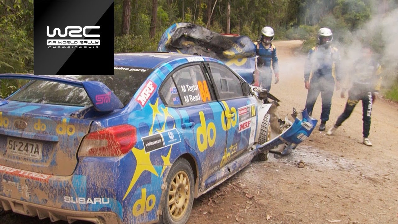 wrc rally australia 2018 top 5 moments asc action sports connection. Black Bedroom Furniture Sets. Home Design Ideas