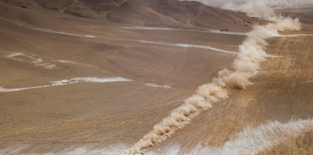 Dakar Rally 2019 / Al-Attiyah nabs another stage win, stretching overall lead