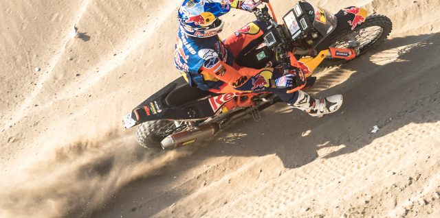 Dakar Rally 2019 / Second stage wins for Sunderland and Peterhansel on the sand