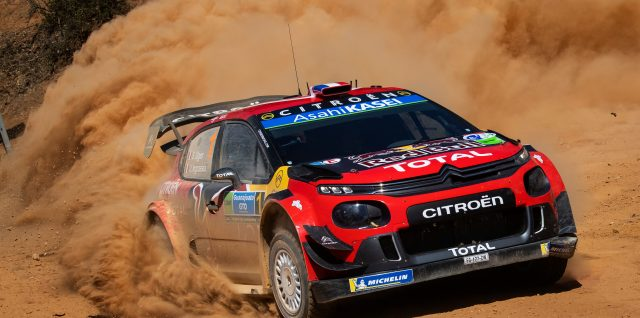 FIA World Rally Championship / Rally Mexico / Composed Ogier leads after Friday drama