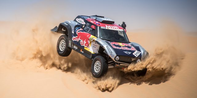"""""""I think it will be really exciting"""" – Nasser Al Attiyah"""