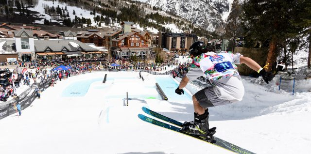 VIDEO ALERT: Huge splashes, tricks and costumes in Copper Mountain