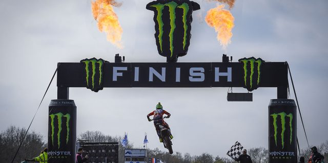 Cairoli and Prado Find Perfection in the Netherlands