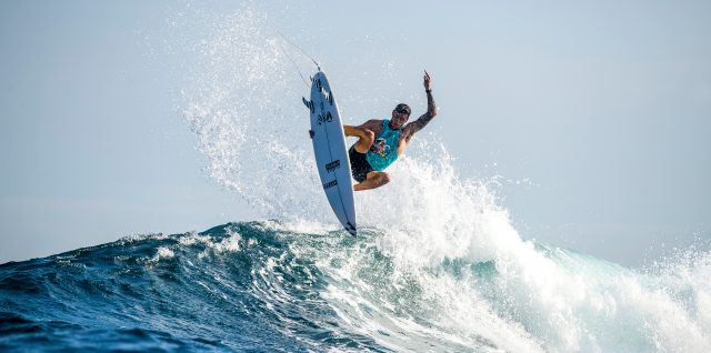 PHOTO ALERT: Surfer Freestone excels against idyllic Bali backdrop