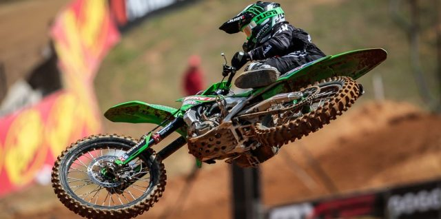 Duncan Dominates the WMX Round of Portugal