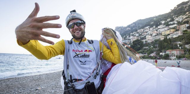 INTERVIEW: Chrigel 'Eagle' Maurer on mastering Red Bull X-Alps