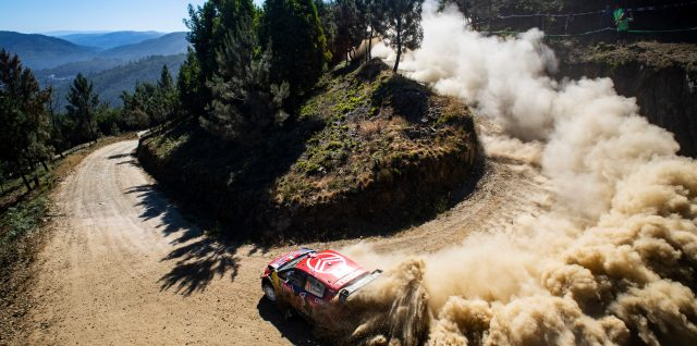 FIA World Rally Championship / Rally Italia Sardegna / WRC leader Ogier discounts his chances to win in Italy