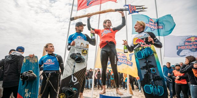 Red Bull Megaloop: Ross-Dillon Player rides the storm to victory
