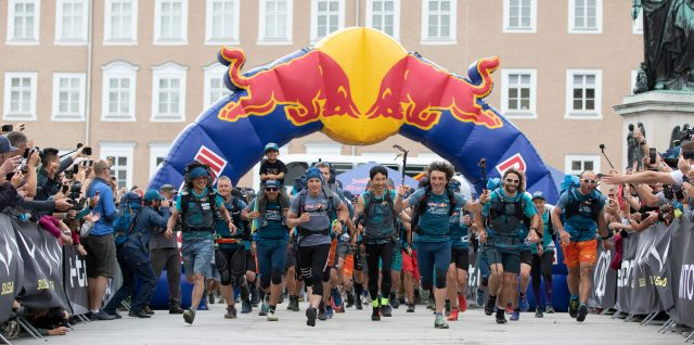 Red Bull X-Alps 2019 lifts off in Salzburg