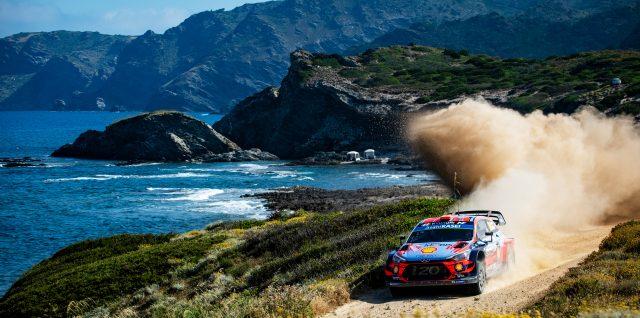 FIA World Rally Championship / Rally Italia Sardegna / Sordo snatches Rally Italia Sardegna win after late drama