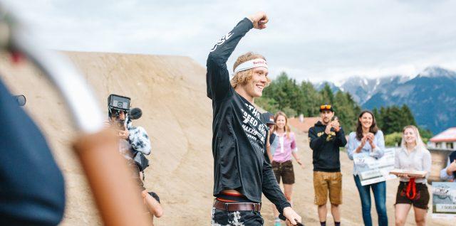 PHOTO ALERT: Johansson second in inspiring Crankworx comeback
