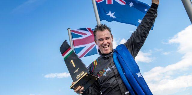 Balaton win for Australia's Hall rocks World Championship standings