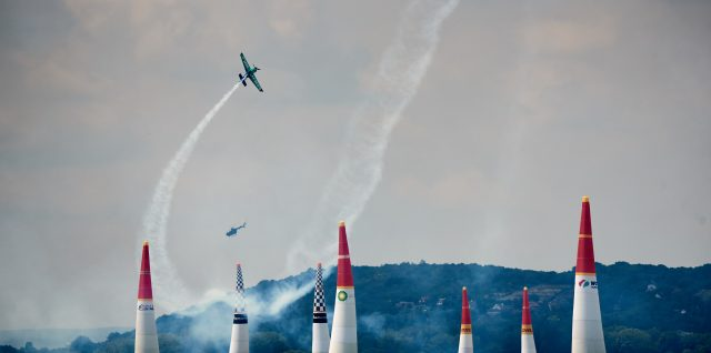 Relive 12 sky-high moments from the Red Bull Air Race