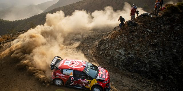 FIA World Rally Championship / Rally Turkey / Lappi leads Ogier to delight Citroën