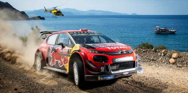 FIA World Rally Championship / Rally Turkey / Ogier grabs narrow Saturday lead