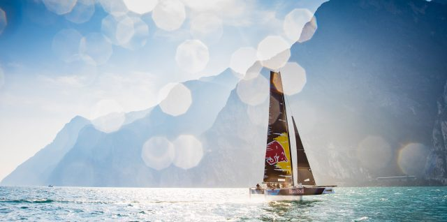 Sailing / GC32 Racing Tour / Red Bull Sailing Team clinch second GC32 podium in row at Lake Garda