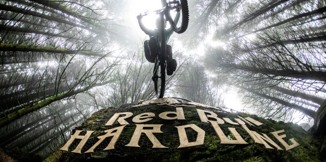 Bike / Red Bull Hardline / PHOTO ALERT: Kerr makes history with second Red Bull Hardline win