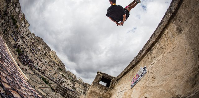 Red Bull Art Of Motion / Moroccan Alaoui wins first Italian edition of Red Bull Art Of Motion