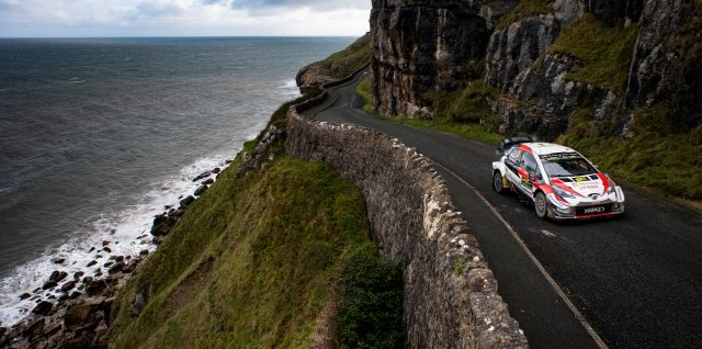 FIA World Rally Championship / Wales Rally GB / Tänak wins Rally GB to close on WRC title