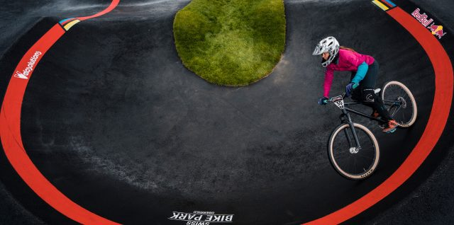 Zula and Ridenour earn Red Bull UCI Pump Track World Final golds