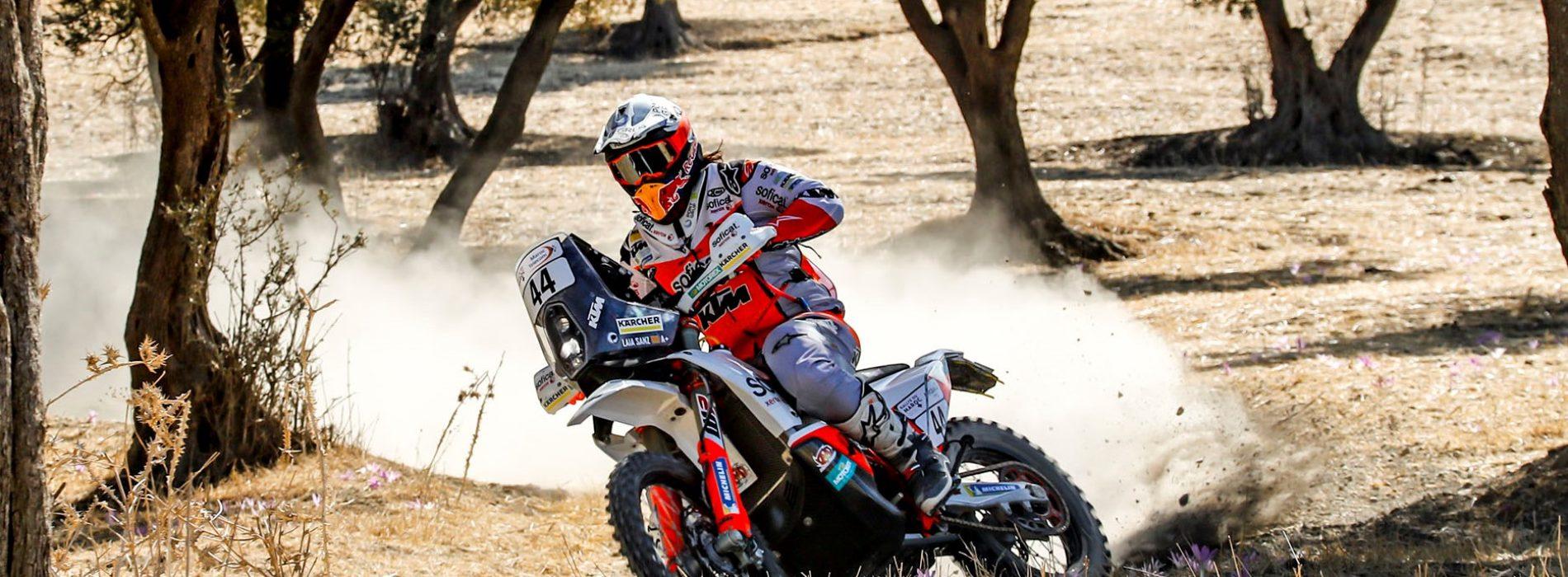 Rally Motor Credit >> Laia Sanz Rally Of Morocco Photo Credit 2 1900x700 C Asc