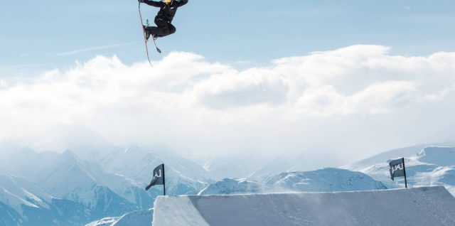 Gremaud enjoys Modena success again with Freeski Big Air victory