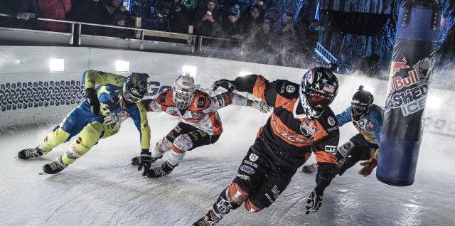 New era as the Red Bull Ice Cross World Championship launches