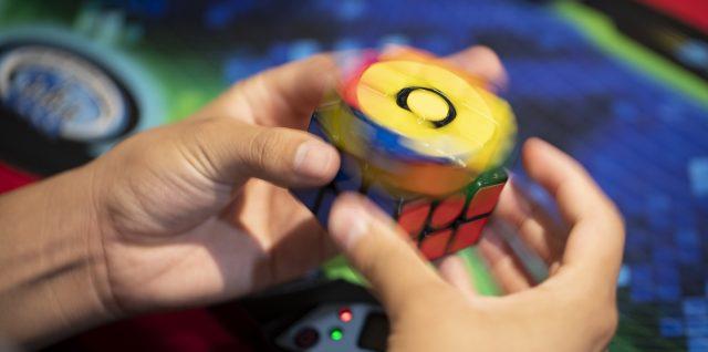 EXCLUSIVE: Rubik's Cube sensation targets World Cup final glory