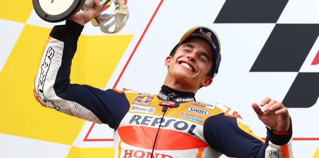 Marquez secures biggest points haul across single MotoGP season
