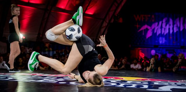 Mélody Donchet Becomes the First-Ever Athlete to Clinch Three Red Bull Street Style Titles