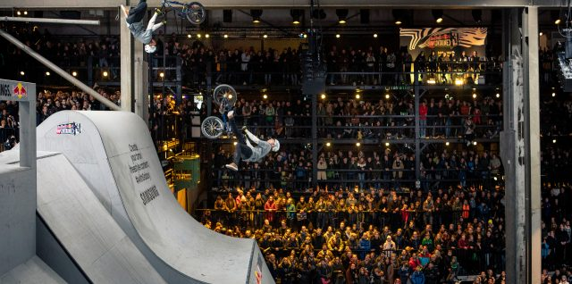 PHOTO ALERT: Team Drew prevails at highest BMX park ever built