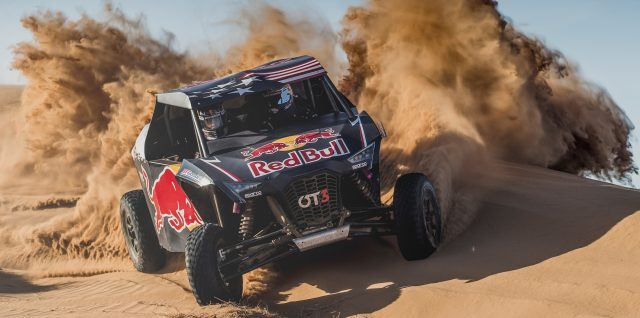 Red Bull Off-Road Junior Program aims to find stars of the future