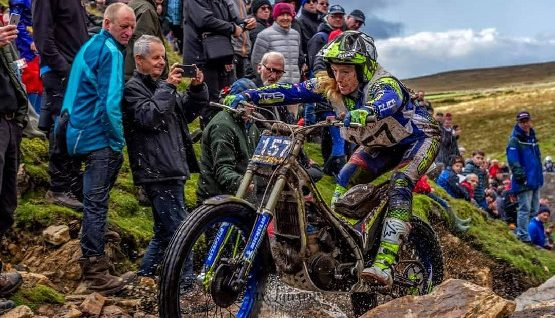 Emma Bristow Women's World Trail Champion 2019- 6x now!!