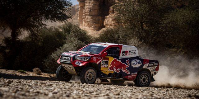 Motorsport / Dakar Rally / Dakar leaders feel the heat on scorching Stage 9