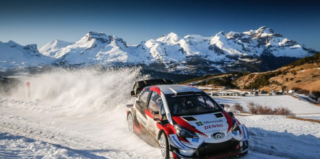 """INTERVIEW: """"We will fight hard to win"""" – Ogier excited for Toyota drive"""