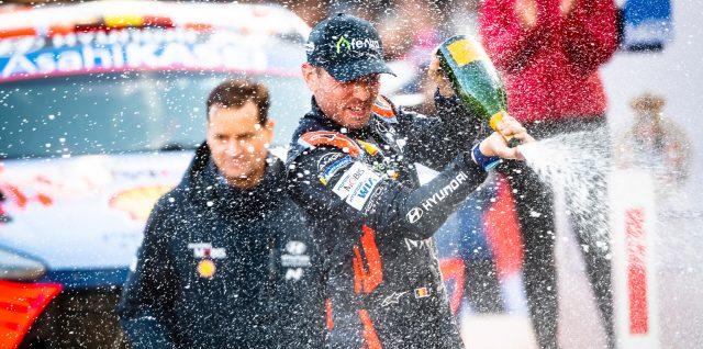FIA World Rally Championship / Rallye Monte-Carlo / Neuville seals revenge win at Rallye Monte-Carlo