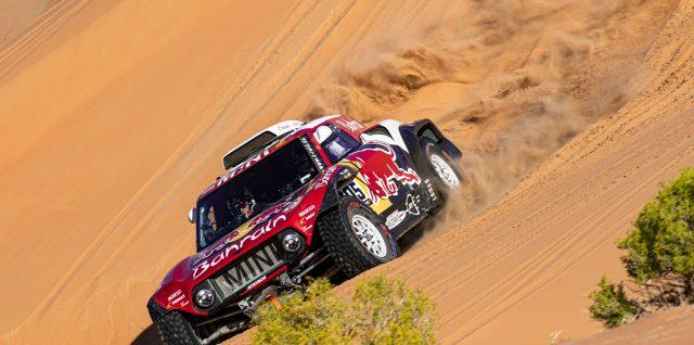 EXCLUSIVE: Spaniard Sainz open to another Dakar Rally following win